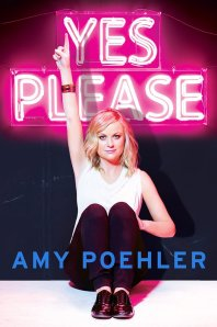 "Capa do livro ""Yes Please"", de Amy Poehler"