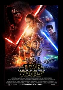 """Pôster de """"Star Wars: Episódio 7 - O Despertar da Força"""""""