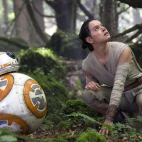 """Ter uma heroína mulher em """"Star Wars: O Despertar da Força"""" faz toda adiferença"""
