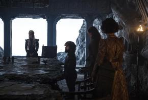 Game of Thrones: A Mãe dos Dragões reúne seu time de mulherespoderosas